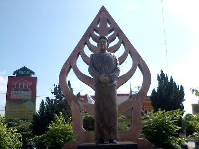 Patung Ki Nartosabdo Klaten