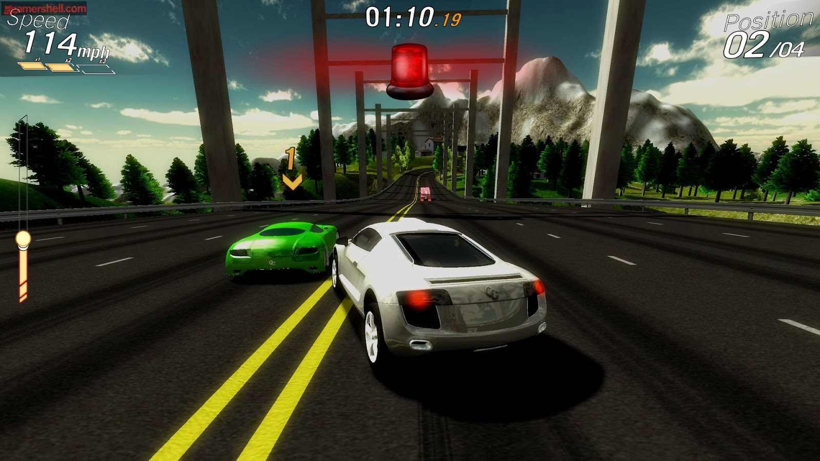Crazy Cars Hit The Road Game - Free Download Full Version For Pc