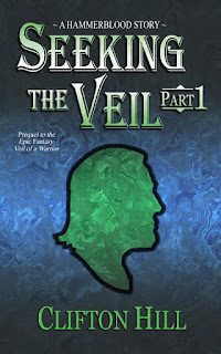 Seeking the Veil, Part 1 Book Cover