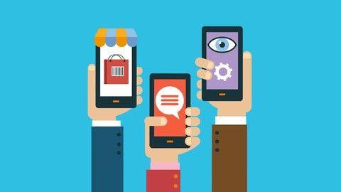 MEGA Curso de diseño de aplicaciones - apps - para iOS y Android (Udemy)