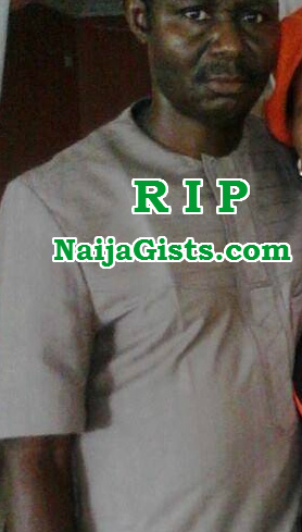 igbo trader dies heart attack mushin