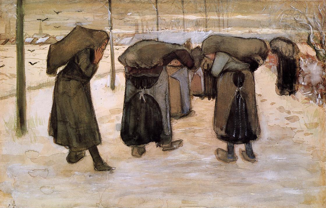 Art Amp Artists Vincent Van Gogh Watercolours