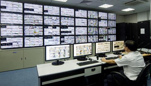 hệ thống an ninh tại mipec city view