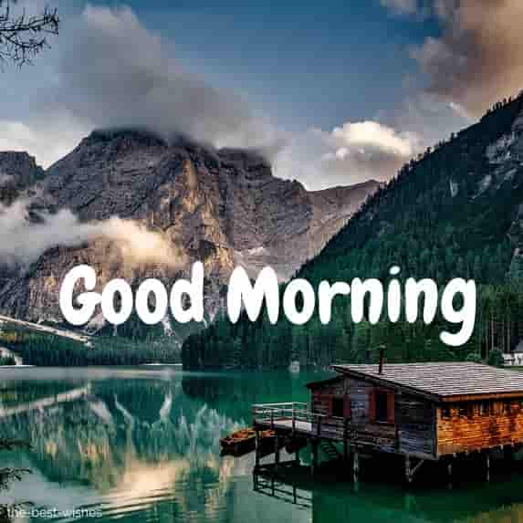 150+ Fresh u0026 Beautiful Good Morning Images with Nature