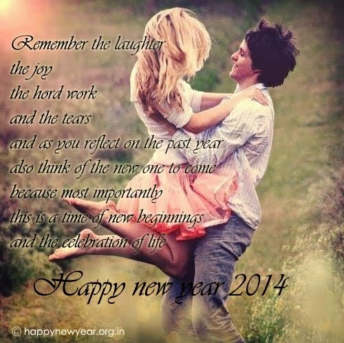New Year Couple Quotes