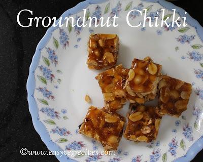 Groundnut Chikki