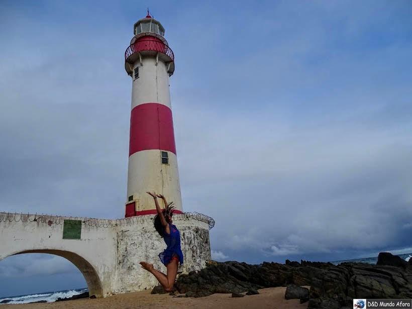 O que fazer em Salvador (Bahia) - Farol de Itapuã