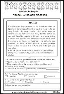 Biografia de Ziraldo