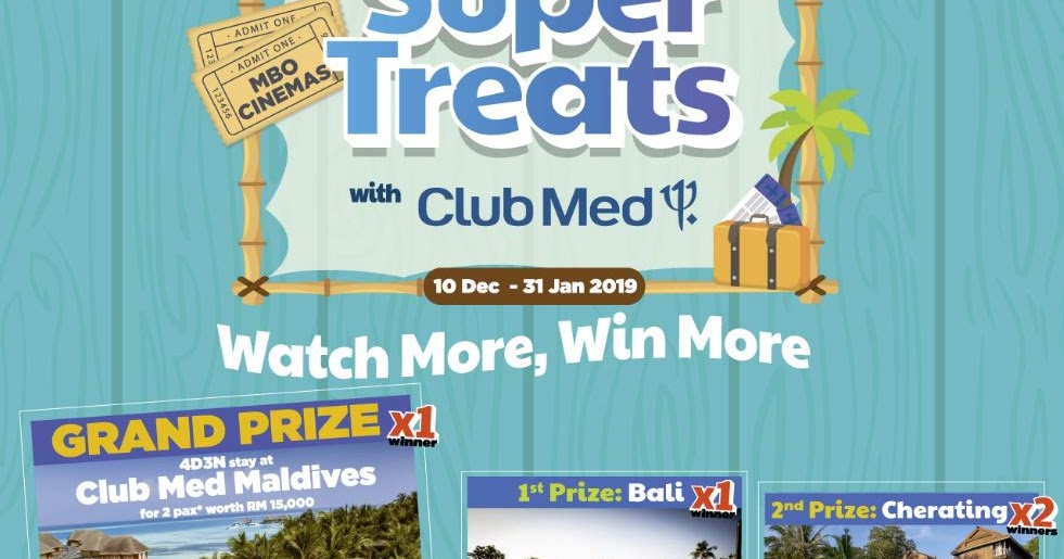 Super Treats Holiday Giveaway With Mbo Clud Med And My Limited