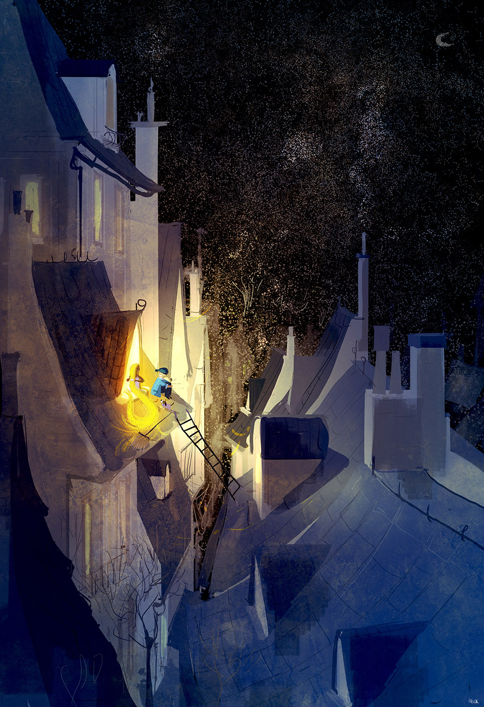 Pascal Campion Kai Fine Art