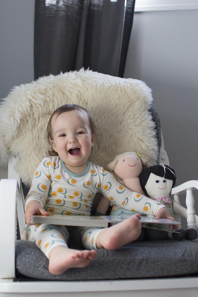 Cute baby pjs