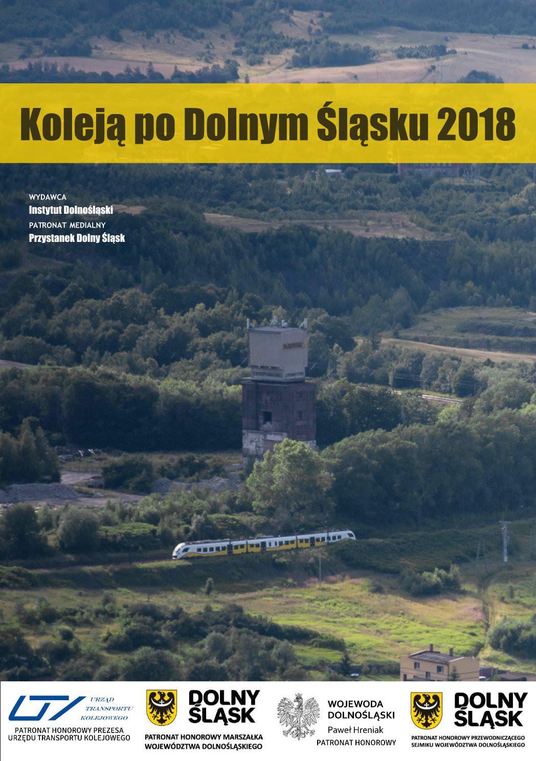 Koleją po Dolnym Śląsku 2018