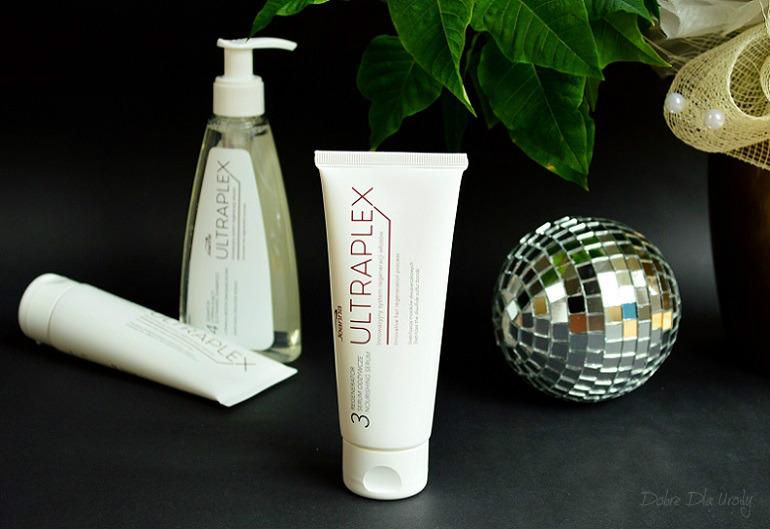 Joanna Ultraplex innowacyjny system do regeneracji włosów - Regenerator Serum Odżywcze
