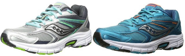 Saucony Grid Cohesion Running Shoes $40 (reg $60)
