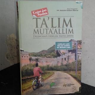 Terjemah Lubb al-Ushul | Toko Buku Aswaja Yogyakarta