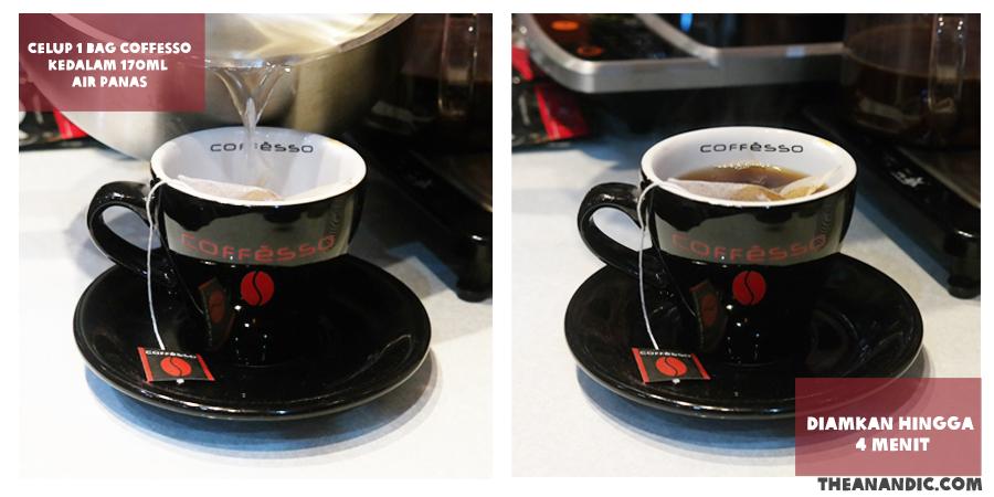 coffesso, kopi celup, coffesso kopi celup