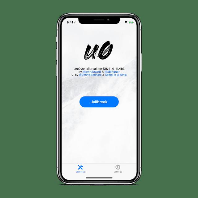 4 خطوات لتحميل جيلبريك iOS 12.1.2 بإستخدام UnC0ver