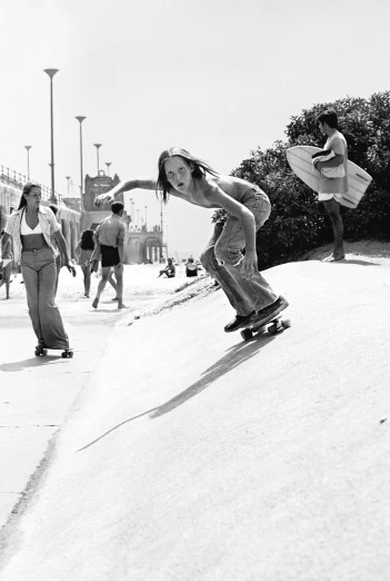 """Day Pier"" foto por Hugh Holland 