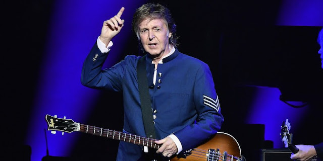 Video: Paul McCartney - I Don't Know (Letra)
