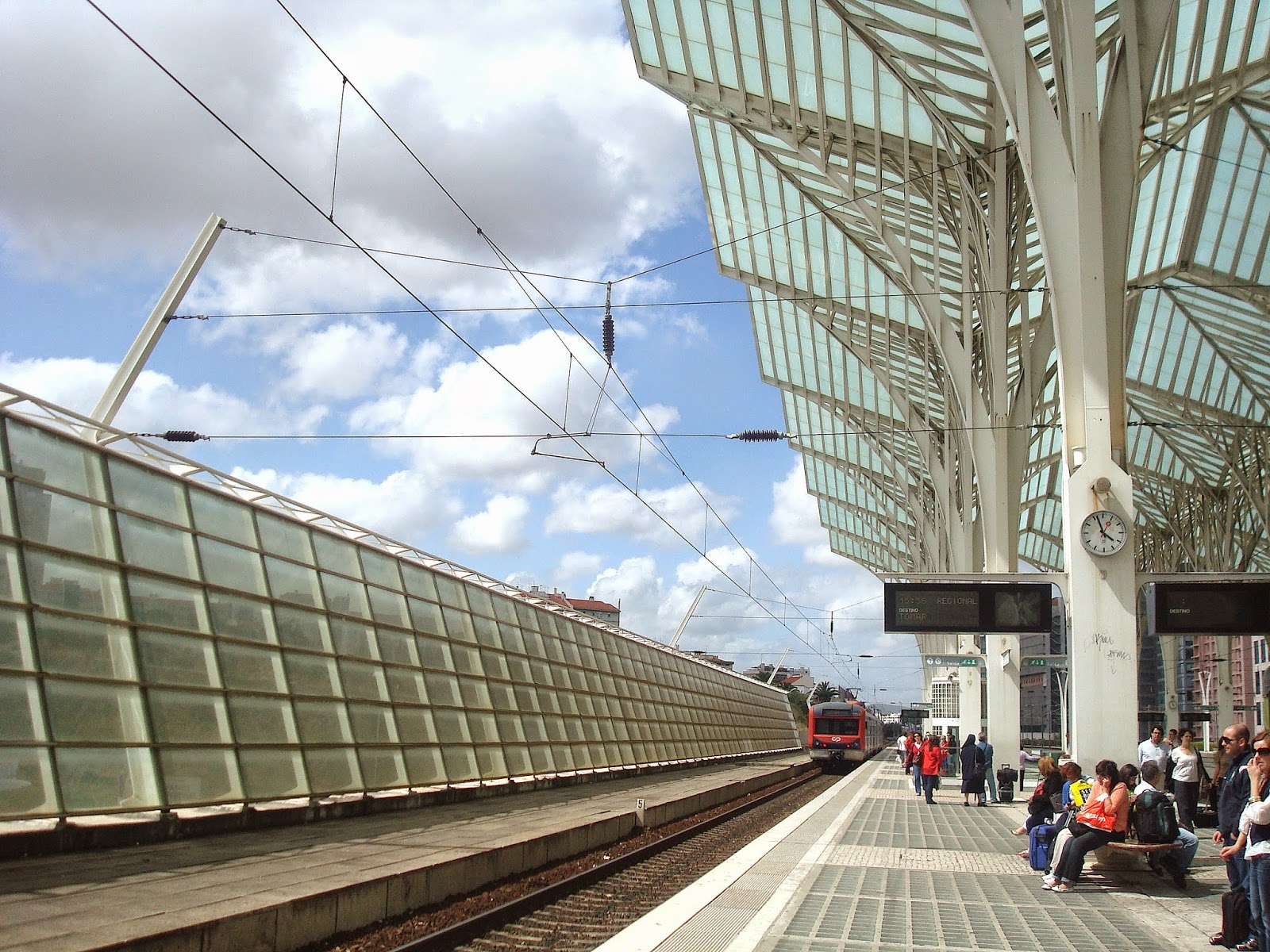 Gare Do Oriente, Lisboa