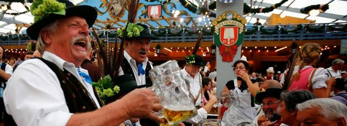 Oktoberfest de Munich
