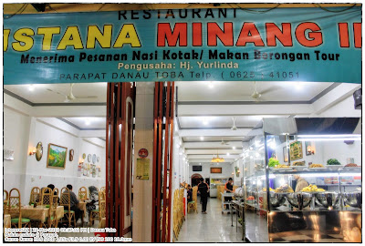 Gambar kedai makan Restaurant Istana Minang 2