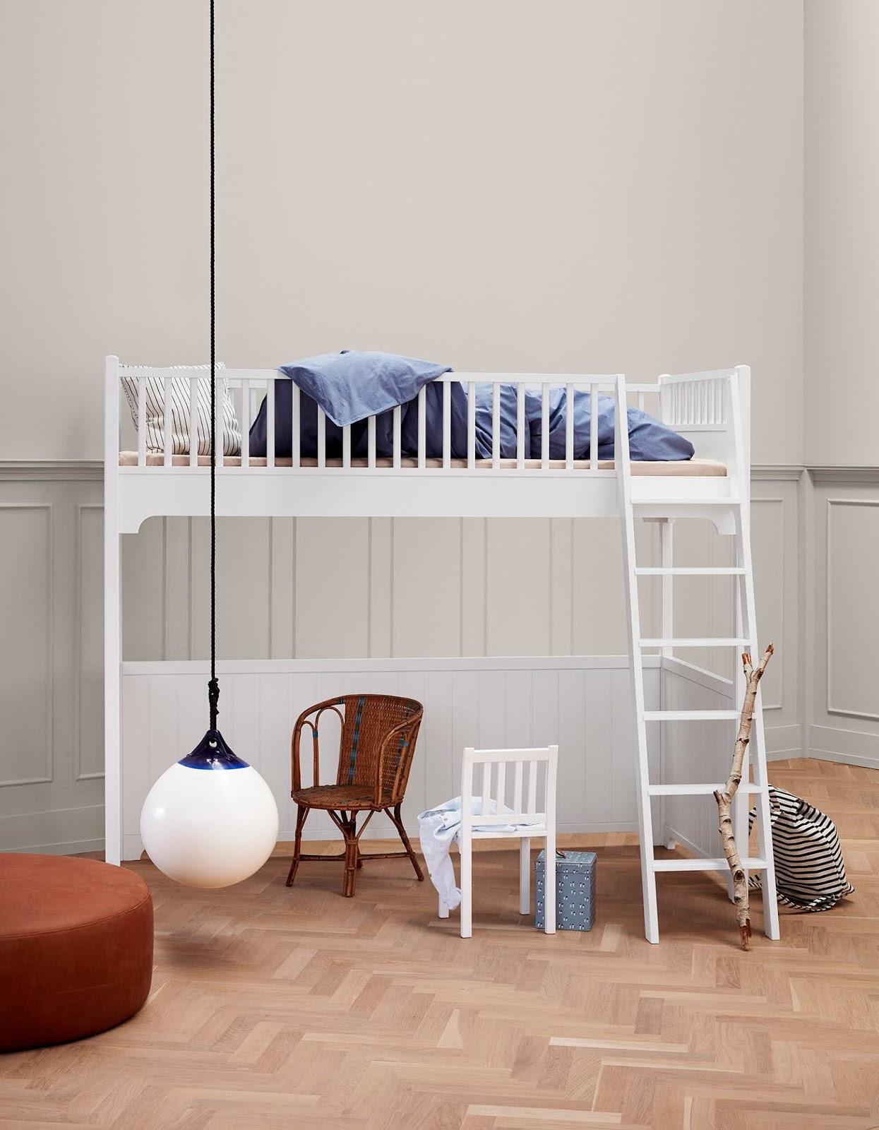 Pomysły na zastosowanie łożka piętrowego
