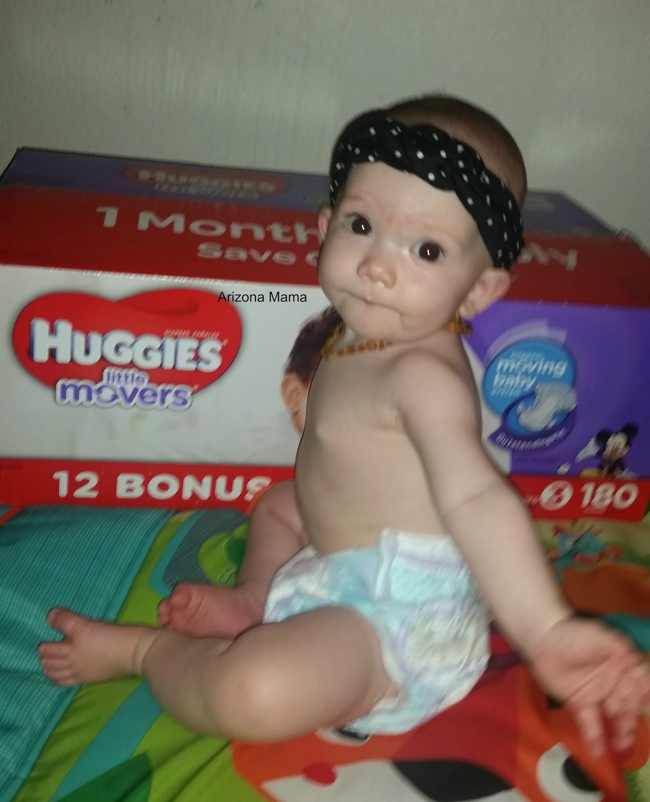 Arizona Mama: Get Your LIttle One Moving With Huggies ...