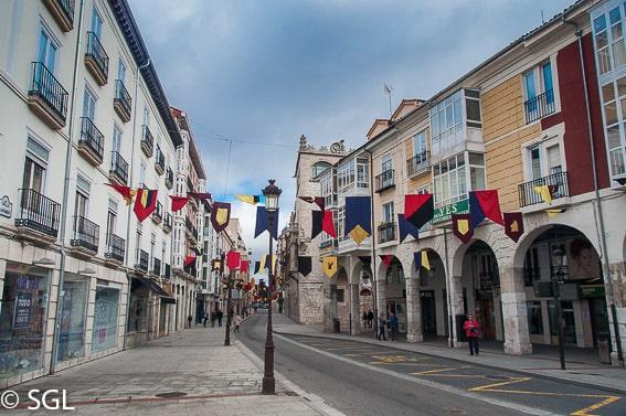 Burgos y el fin de semana cidiano