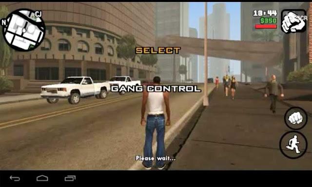 geng control