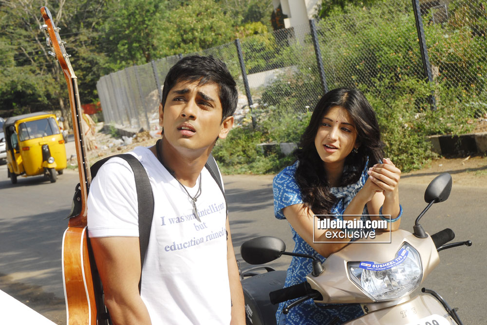 Oh My Friend Siddharth And Shruti Hassan Telugu Film Photo Gallery
