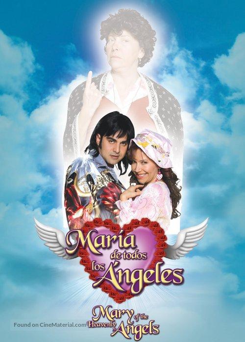 Maria de Todos los Angeles Temporada 1 y 2 Latino