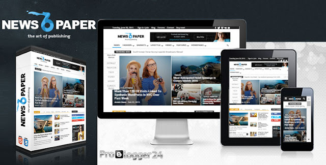 newspaper 6 wordpress theme