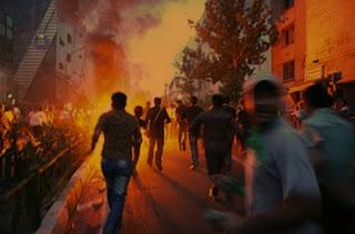 Rezim Syiah Iran Didemo Warganya Sendiri, Aksi Kekerasan Mulai Terjadi