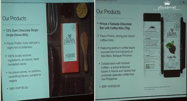 hiraya artisan chocolate philippines