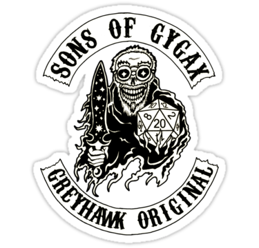 Sons of Gygax