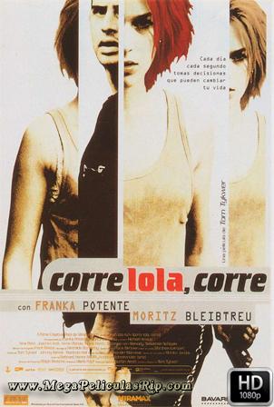 Corre, Lola, corre 1080p Latino