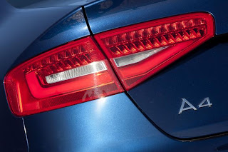 New audi a4 rear left backlight