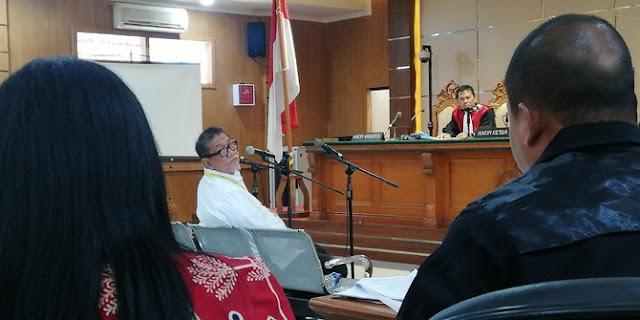 Demiz Jaminkan Kepala ke Jokowi Karena Luhut & Mendagri Ikut Campur Meikarta