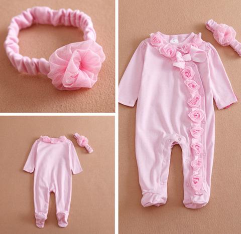 model baju bayi perempuan terbaru
