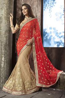 Fantastic-indian-wedding-bridal-designer-lehengas-sarees-2