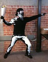 Disfraz de Imagen de Banksy