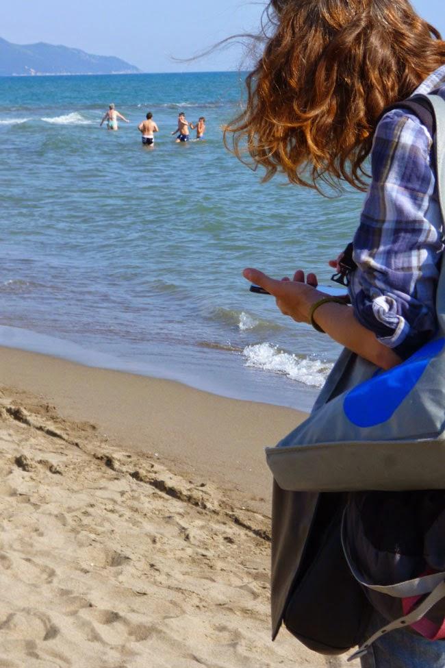 pat mar toscana parque natural - Pegar uma praia na Toscana