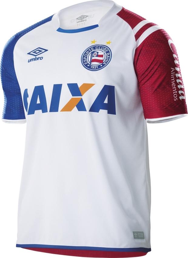 Umbro divulga as novas camisas do Bahia - Show de Camisas 16d7172768c16