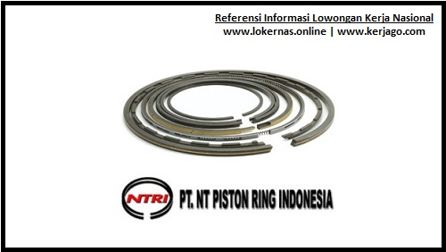Peluang Kerja di PT NT Piston Ring Indonesia Suryacipta Karawang (Lulusan SMA/SMK/Setara)