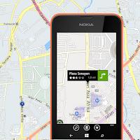 Harga Microsoft lumia 530
