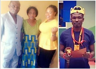 Meet BBNaija Housemate, Efe's Parent