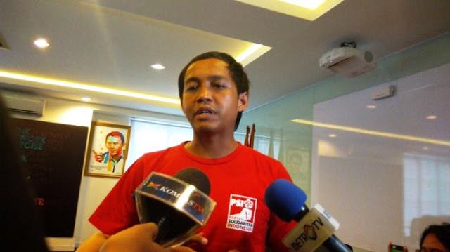 PSI Klaim Lebih Dulu Usung Jokowi Sebagai Calon Presiden