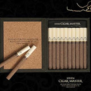 Xì gà mini Hàn Quốc - Bohem Cigar Master.