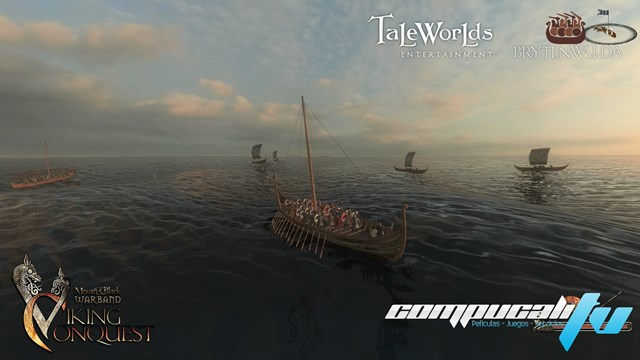 Mount and Blade Warband Viking Conquest PC Full